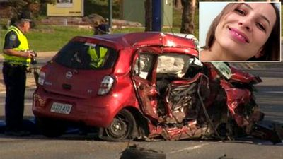 Five teens charged over alleged hit-run of mother-of-two