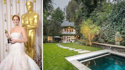 Oscar winners: inside the homes of Oscar-winning stars