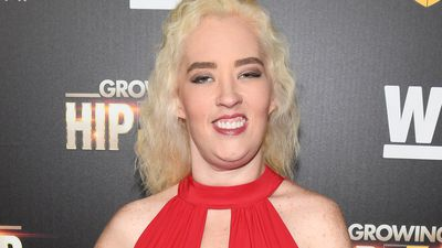 Mama June walks her first red carpet since losing 136kgs: See the photos