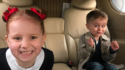 All the times Roxy Jacenko's kids were the most stylish tiny people on Instagram