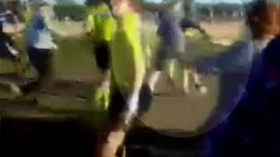 Teens face life bans over alleged umpire assault