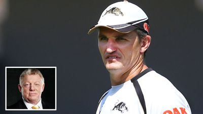 Phil Gould says it was tough to sack Ivan Cleary but he'd be great for Wests Tigers