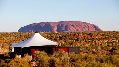 Inside the newly relaunched luxury camp in the Aussie outback