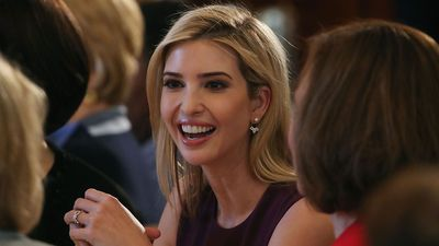 Ivanka Trump hires a Hollywood stylist