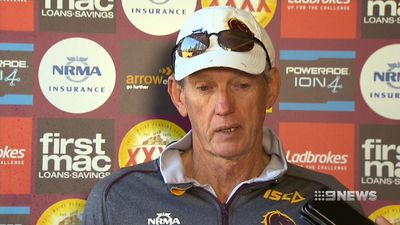 NRL: Brisbane Broncos coach Wayne Bennett dismisses criticism of Josh Dugan and Blake Ferguson