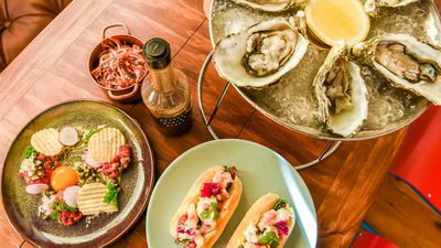 News bites: Soufflé pancakes descend on Oz, Moon Park crew return, and seafood and tinnies in Manly