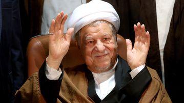 Former Iranian president Akbar Hashemi Rafsanjani has died aged 82. (AAP)