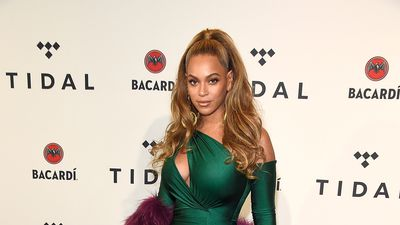 Beyonce steps out in the latest style