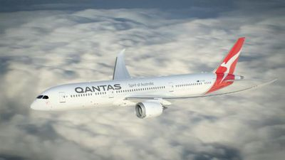Qantas' iconic logo gets a modern makeover