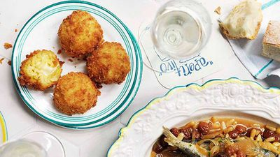 Crisp, crunchy golden crumbed delights for the whole family