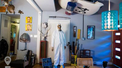 Take a peek inside this city's weirdest homes
