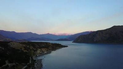 Drone footage showcases New Zealand's incredible, otherworldly beauty
