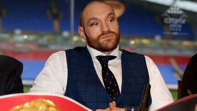 Fury tests postitive for cocaine: report