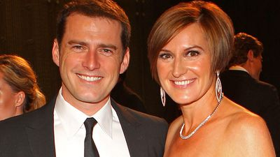 Karl Stefanovic's wife Cassandra Thorburn hits back at critics: 'When will judgements from other women stop?'