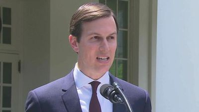 Jared Kushner returns for second day of grilling over Russia links