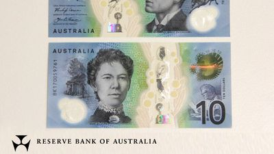 New $10 bank note now in circulation