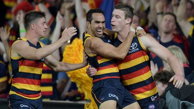 Crows ready to fly in Grand Final