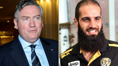 AFL to appeal Bachar Houli ban as McGuire lets rip