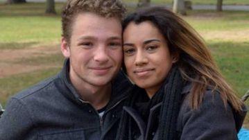 Jordan Duffy and Janie Panton Roberts.