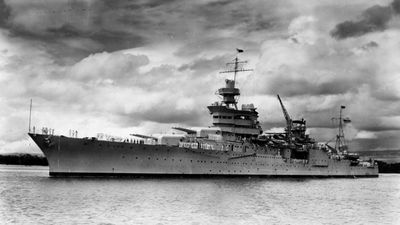 Wreck of WWII USS Indianapolis found