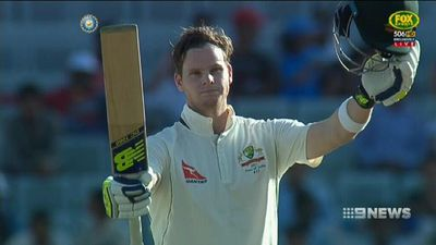 Australia coach Darren Lehmann in awe of Steve Smith's 'Bradman-like' tour of India