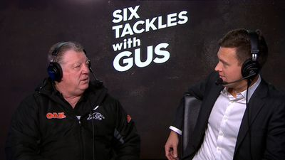 Phil Gould asks who is actually refereeing matches in the NRL