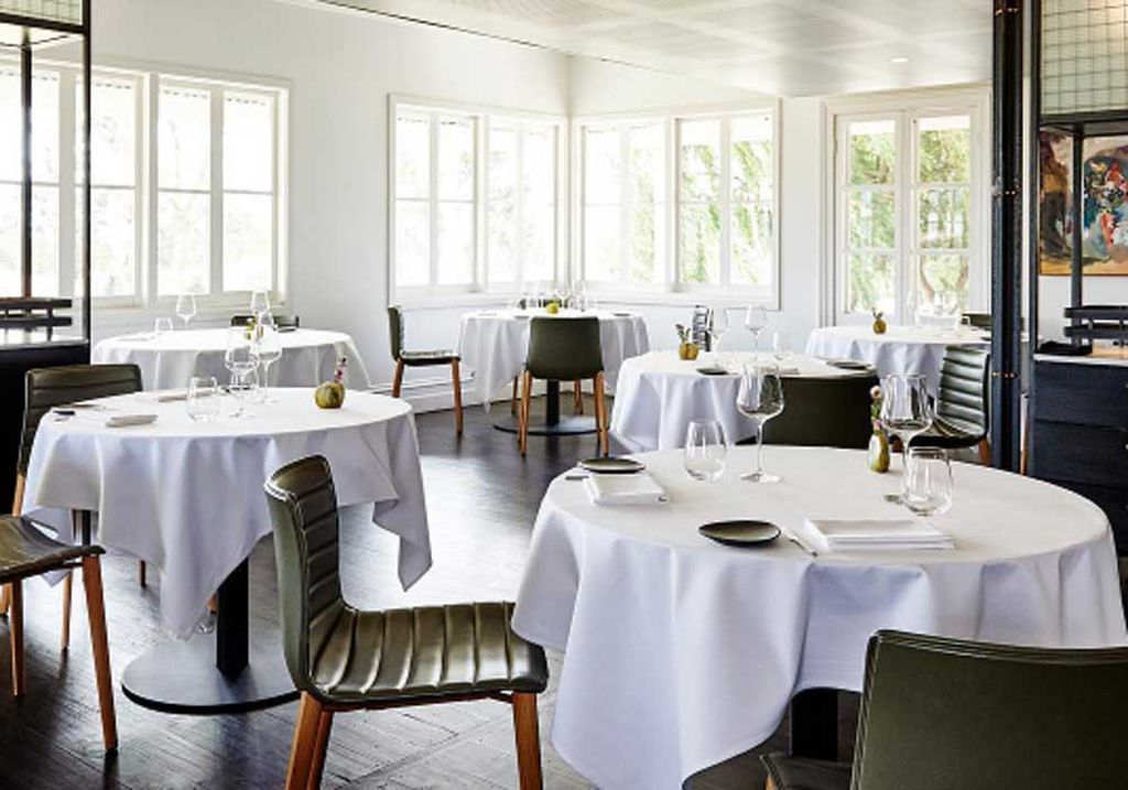 Braes Dining Room With Views Of The Surrounding Garden Farm And Hills Image Instagram Braerestaurant