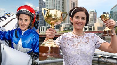 Champion jockey Michelle Payne tests positive to banned substance