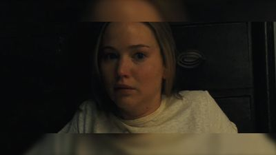 Watch Jennifer Lawrence in the official trailer for Darren Aronofsky's 'Mother!'