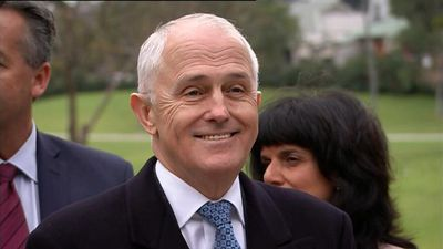 Malcolm still in the middle as marriage equality splits Liberal Party