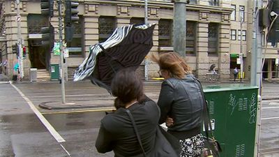 Warning issued as worst winds of the year set to hammer Victoria