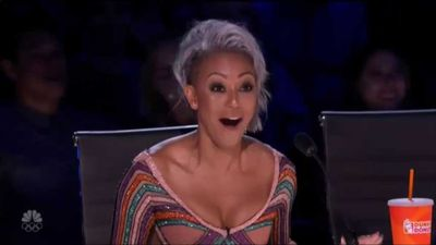Mel B storms off America's Got Talent after Simon Cowell makes joke about her marriage