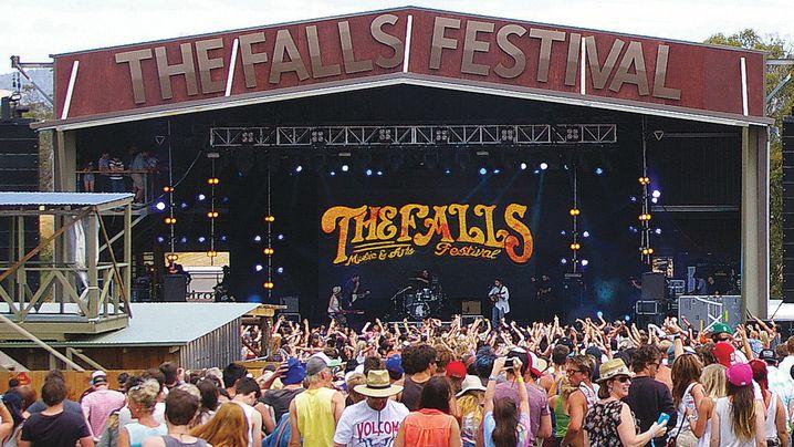 Falls Festival.