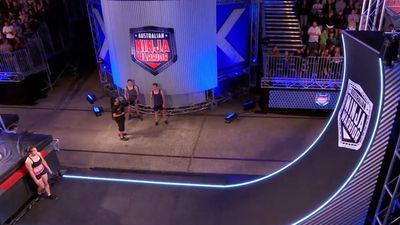 How Andrea Hah became Australian Ninja Warrior's first woman to master the Warped Wall