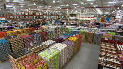 Bargain behemoth Costco opens 'huge' new Sydney warehouse