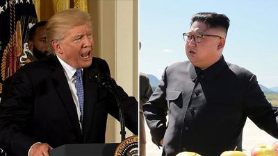 US prepared for NK military option: Trump