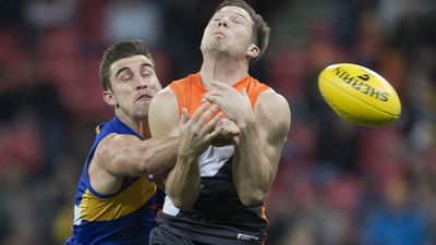 GWS edge Eagles to secure top-four finish