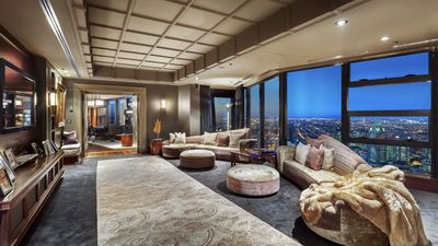 Melbourne's highest apartment goes on the market for $18m
