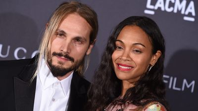 Zoe Saldana welcomes third baby with a sweet photo - and a very peaceful name