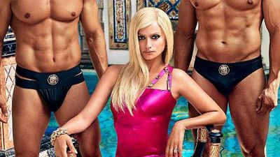Penelope Cruz is Donatella Versace