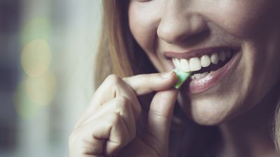 Is chewing sugar-free gum bad for you? According to the experts, probably not