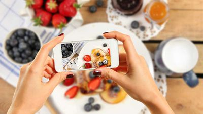 Aspirational eating: Is food media helping us eat better?