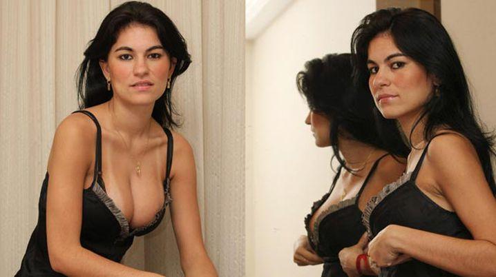 Model Eliza Samudio was brutally murdered, with police believing her footballer ex-lover ordered her gruesome killing. (Getty)
