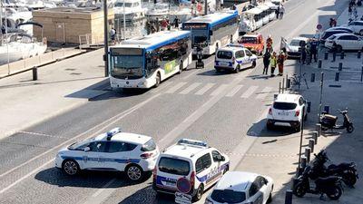 One dead in Marseille crash, one arrest