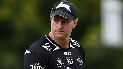 Maguire re-signs as Souths' NRL coach