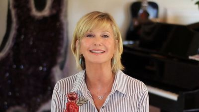 Olivia Newton-John speaks out for first time since breast cancer relapse: 'I'm feeling great'