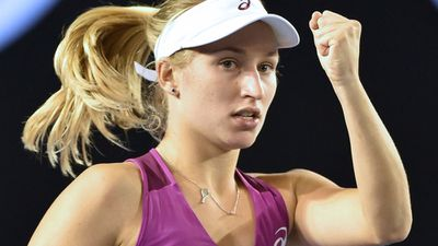 Gavrilova thrashed in Kremlin Cup final