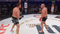 Double knockdown shocks UFC fans
