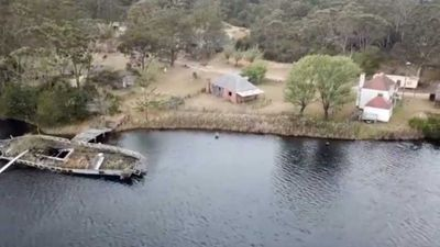 Abandoned Old Sydney Town theme park in talks to reopen