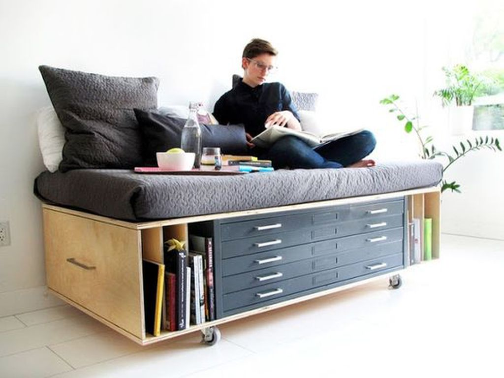 Double Duty Furniture Good Looking Storage Solutions From Pinterest 9homes